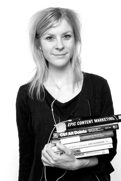 Tekstforfatter Tina Thor Jørgensen