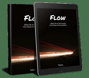 Snup vores e-bog om flow - det koster dig ik en krone