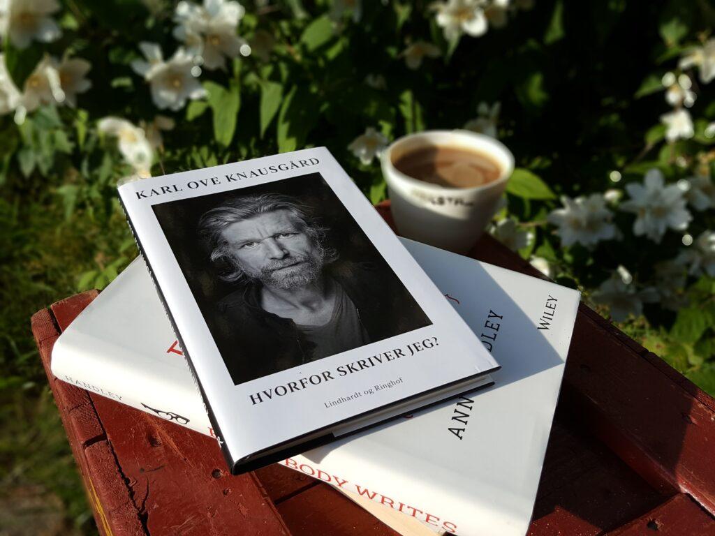 Hvorfor skriver jeg - Karl Ove Knausgård