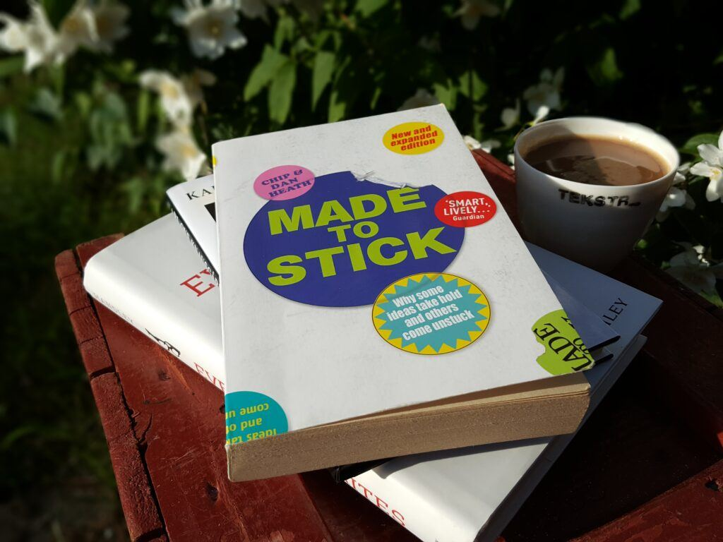 Made to Stick - Chip og Dan Heath