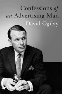 Confessions of an advertising man - Ogilvys berømte bog