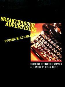 Breakthrough Advertising - bogens forside